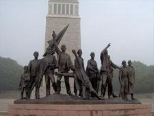 Памятник узникам в Бухенвальде