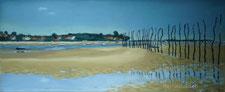 landschaftsbilder, kunst kaufen, malerei, Thea Herzig