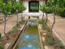 Maurischer Garten - wie in der Alhambra