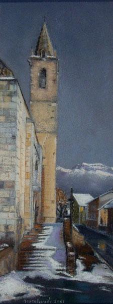 Seyne les Alpes, notre Dame de Nazareth, Alpes, Provence, Rocheclose, Estrop,