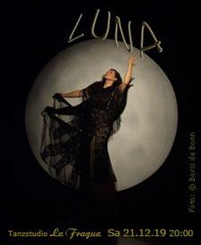 "Titelfoto zur Flamenco-Aufführung ""GRANADA"" 2018 im Tanzstudio La Fragua in Bonn / Color-Foto by Boris de Bonn"