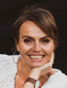 Christine Lienhard,  Mitgründerin und Präsidentin der Stiftung Lebensfreude.