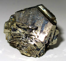 Pyrit von der Insel Elba