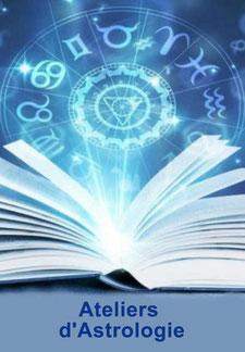 Ateliers d'Astrologie- Annie Beulin - annuaire du bien-être Via Energetica
