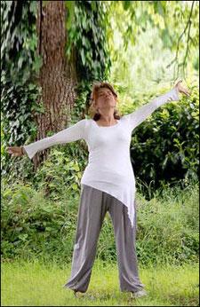 Stage d'été - La Sagesse du Corps et des 5 Saisons  - Valérie Savie - annuaire de therapeutes via energetica