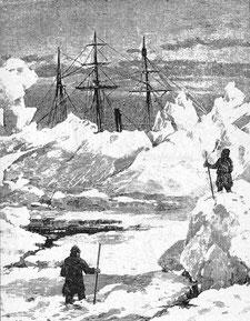 Жаннетта во льдах