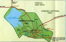 amboseli mappa in2kenya