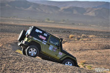 Gazelles and Men Rally 2019 - Team 118
