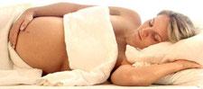 Le Yogamassage est trés bénéfique pour la femme enceinte