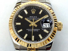 ROLEX(ロレックス)デイトジャスト時計を高額で買取する埼玉県上尾市の質屋かんてい局上尾駅前店