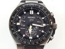 SEIKO セイコー アストロン GPS クロノグラフ ソーラー電波 SBXB169 8X53-0BB0など腕時計の買取は埼玉県上尾市の質屋かんてい局上尾駅前店