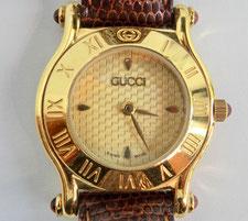 GUCCI グッチ 6500L 革ベルトなど腕時計の買取は埼玉県上尾市の質屋かんてい局上尾駅前店