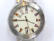 CORUM コルム アドミラルズカップ クオーツなど腕時計の買取は埼玉県上尾市の質屋かんてい局上尾駅前店