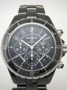 上尾市で時計のシャネルとロレックスを買取