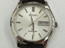 SEIKO グランドセイコー 9F83-9A00 クオーツ時計など腕時計の買取は埼玉県上尾市の質屋かんてい局上尾駅前店