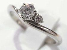 (宝石の高額買取店)上尾市のお客様から金やダイヤモンドリングを買取いたしました。