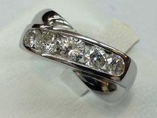金のダイヤリングを高値で買取する上尾市の質屋