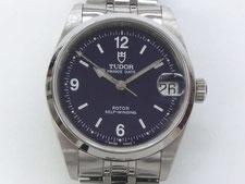 TUDOR チュードル プリンスデイト 72000 ボーイズ時計など腕時計の買取は埼玉県上尾市の質屋かんてい局上尾駅前店