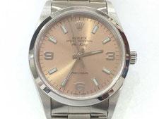 ブランド時計のROLEX(ロレックス)エアキングを高額で買取する埼玉県上尾市の質屋かんてい局上尾駅前店
