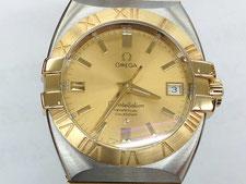 ブランド時計のOMEGA(オメガ)コンステレーションを高額で買取する埼玉県上尾市の質屋かんてい局上尾駅前店