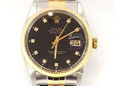 ROLEX ロレックス  デイトジャスト  16013Gの時計買取は埼玉県上尾市の質屋かんてい局上尾駅前店