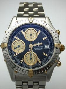 上尾市で時計のブライトリングとロレックスを買取