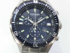 CITIZEN シチズン VO10-6772F エコドライブ クオーツ時計など腕時計の買取は埼玉県上尾市の質屋かんてい局上尾駅前店