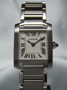 Cartier カルティエ タンクフランセーズ SMの時計買取は埼玉県上尾市の質屋かんてい局上尾駅前店