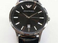 EMPORIO ARMANI エンポリオアルマーニ AR-2411 クオーツ時計など腕時計の買取は埼玉県上尾市の質屋かんてい局上尾駅前店