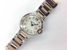 カルティエの時計を高額で買取(上尾市の質屋は質預かりも高額査定)
