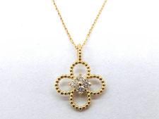 埼玉県上尾市で金・ダイヤの買取は質屋かんてい局。(PAWN SHOP)ダイヤネックレスで高額融資