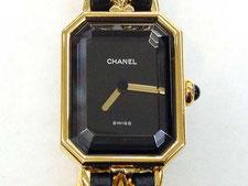 シャネルのプルミエール時計を高額で買取する埼玉県上尾市の質屋かんてい局上尾駅前店