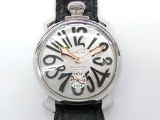 ブランド時計のGaGaMILANO(ガガミラノ)マヌアーレを高額で買取する埼玉県上尾市の質屋かんてい局上尾駅前店