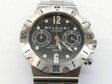 ブランド時計のBVLGARI(ブルガリ)ディアゴノを高額で買取する埼玉県上尾市の質屋かんてい局上尾駅前店