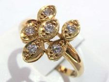 金・ダイヤの買取は埼玉県上尾市の質屋かんてい局。(PAWN SHOP)ダイヤリングで高額融資