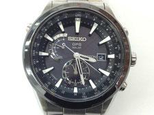 セイコーのアストロン電波時計の買取は埼玉県上尾市の質屋かんてい局上尾駅前店