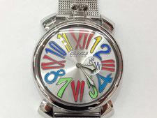 ガガミラノの時計をどこよりも高額で買取します。(上尾市の質屋かんてい局上尾駅前店)