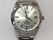 上尾市の時計専門鑑定士がグランドセイコーを高額で買取(質は地域最安値の利息でご融資)