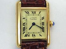 CARTIER カルティエ ヴェルメイユ 925 5057001など腕時計の買取は埼玉県上尾市の質屋かんてい局上尾駅前店