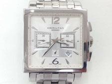HAMILTON ハミルトン ジャズマスター スクエア H326660など腕時計の買取は埼玉県上尾市の質屋かんてい局上尾駅前店