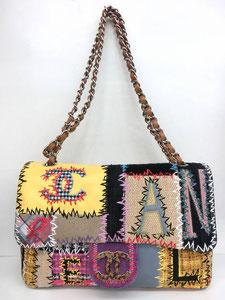 上尾市でシャネルのバッグや財布を買取