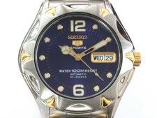 SEIKO セイコー セイコー5 SNZ458J1 自動巻きなど腕時計の買取は埼玉県上尾市の質屋かんてい局上尾駅前店
