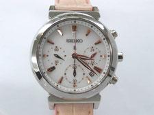 ブランド時計のSEIKO(セイコー)ルキアを高額で買取する埼玉県上尾市の質屋かんてい局上尾駅前店