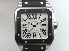 CARTIER カルティエ サントス100 W20121U2の時計買取は埼玉県上尾市の質屋かんてい局上尾駅前店
