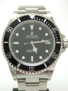 ROLEX ロレックス サブマリーナ 14060Mの時計買取は埼玉県上尾市の質屋かんてい局上尾駅前店