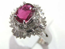 (金買取の高額店)上尾市のお客様からダイヤのリングを買取いたしました。