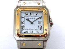 桶川市のお客様からカルティエの時計を買取(金の質預かりも高額査定)