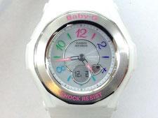 上尾市で時計専門の査定士がCASIOの時計を高額で買取(BABY-Gを買取いたしました)