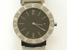 BVLGARI ブルガリ ブルガリブルガリ BB33SSなど腕時計の買取は埼玉県上尾市の質屋かんてい局上尾駅前店