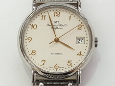 IWC ポートフィノ 3513.017 自動巻き時計など腕時計の買取は埼玉県上尾市の質屋かんてい局上尾駅前店